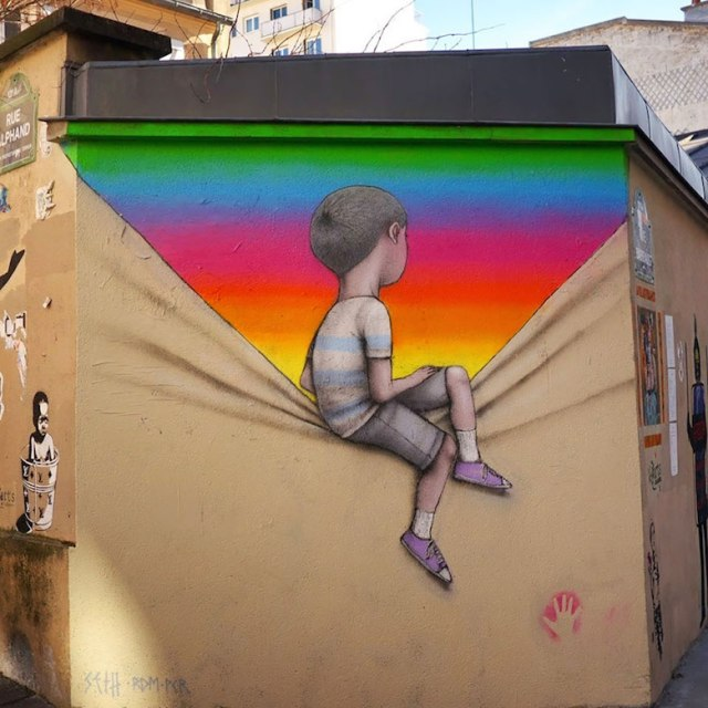 Street art & graffiti by Seth Globepainter (Julien Malland) - 12
