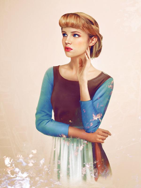 Alice Cartoon Disney Wonderland