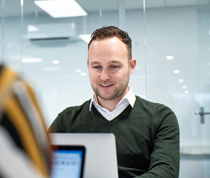 Wie zijn wij: Carlo Pravisani Digital Target Online Marketing ZZP