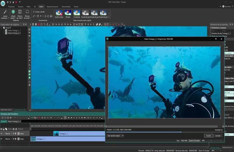 svdc editeur video gratuit