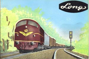 Long katalog 1957-1962