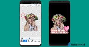 Cara Mudah Membuat Stiker Foto Sendiri di Android