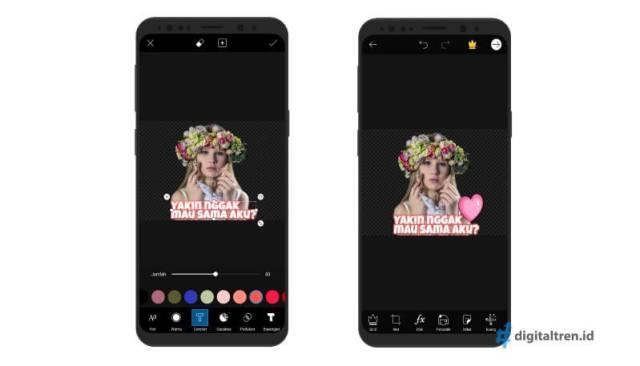 Cara Membuat Stiker Foto Sendiri di Android