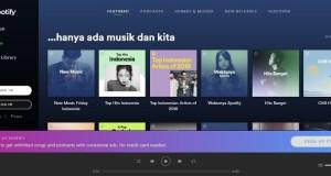 Cara Memutar Lagu di Spotify Tanpa Download Aplikasi