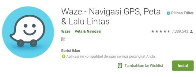 Aplikasi GPS Penunjuk Jalan Terbaik