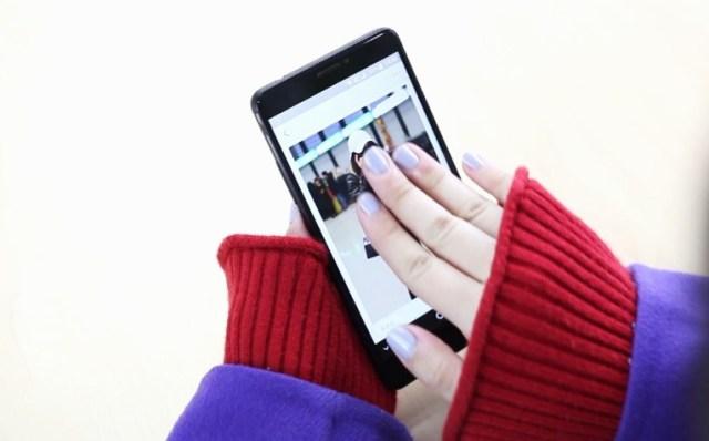 fitur screenshot 3 jari xiaomi