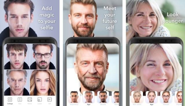 Cara Membuat Wajah Menjadi Tua di Android