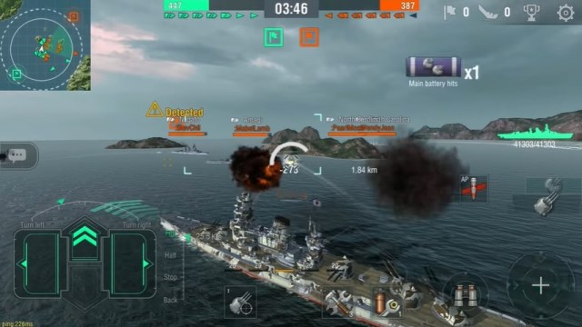 Game Perang Kapal Laut Terbaik untuk Android