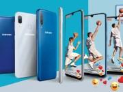 Cara Silent Kamera Samsung Galaxy A Series 2019