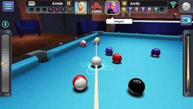 Game Biliard Terbaik untuk Android