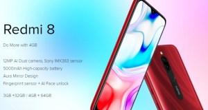 Xiaomi Redmi 8 Indonesia
