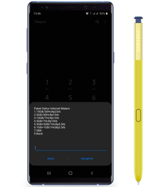 Paket Internet Malam Telkomsel 2020