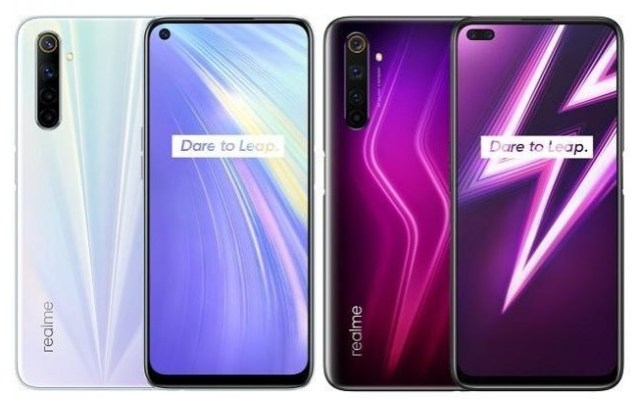 Cara Screenshot di Realme 6 Series