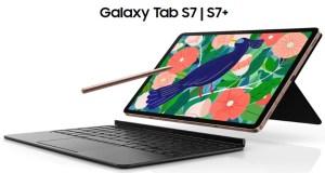 Samsung Galaxy Tab S7 dan S7+