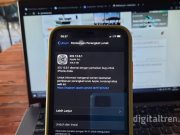 Update iOS 13.6.1