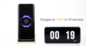 Xiaomi Wireless Charging 80W