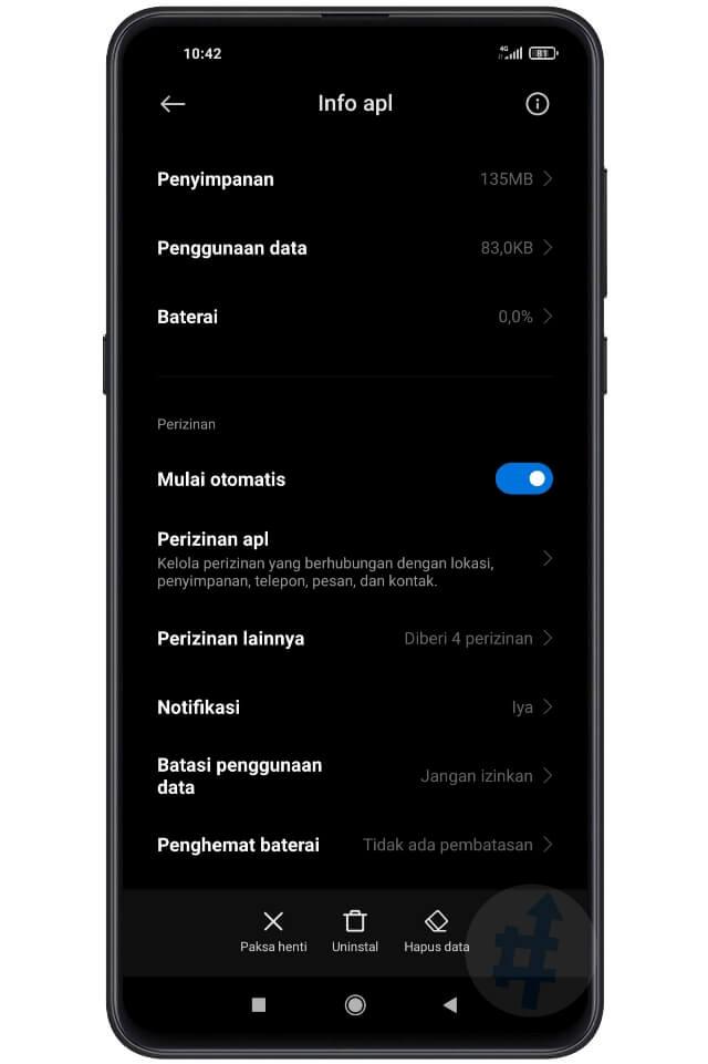 Cara Setting HP Xiaomi Gojek Biar Gacor