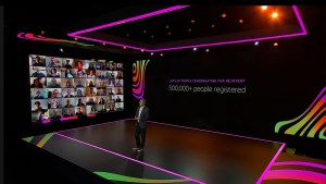 A summary of Andy Jassy's keynote during AWS re:Invent 2020