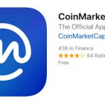 CoinMarketCapアプリiOS App Storeで入手可能に!