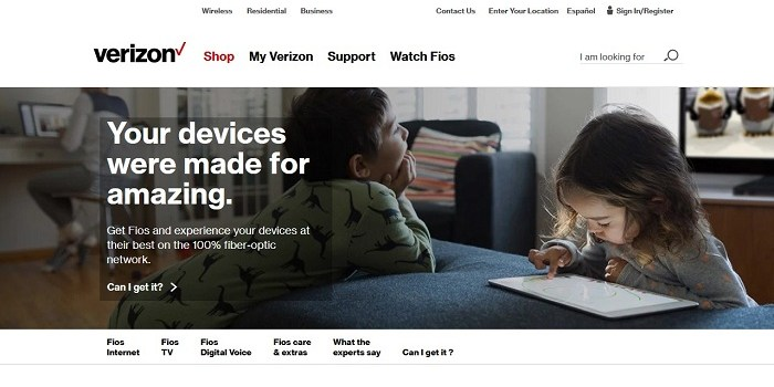 Fios Offers 12 Months of Netflix on Selected Internet Plans