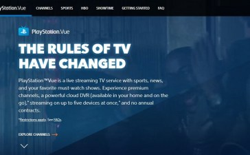 PlayStation Vue Adds More Affiliates for Local Channels