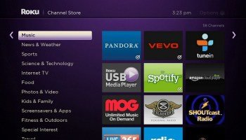 Serious Outage Inconveniences Roku Streaming Service Subscribers