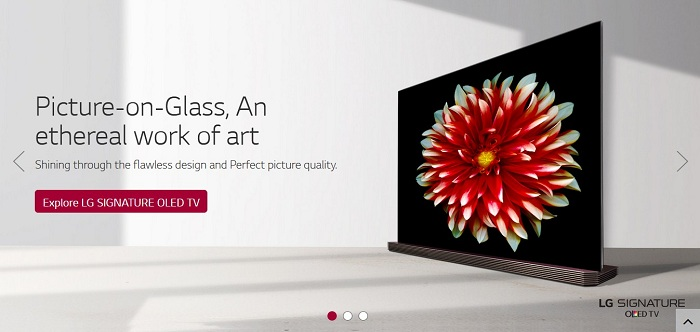 OLED TV Sales to Continue Skyrocketing with LG in the Lead