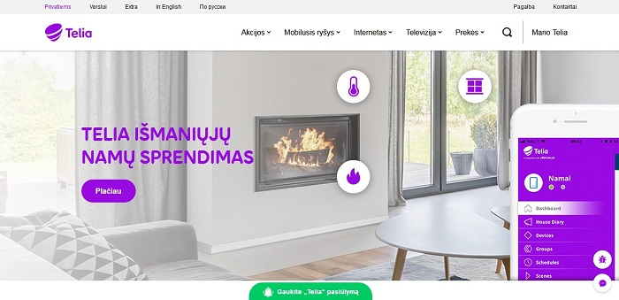 Telia Lietuva Revenue Soars More Rosy Developments Ahead