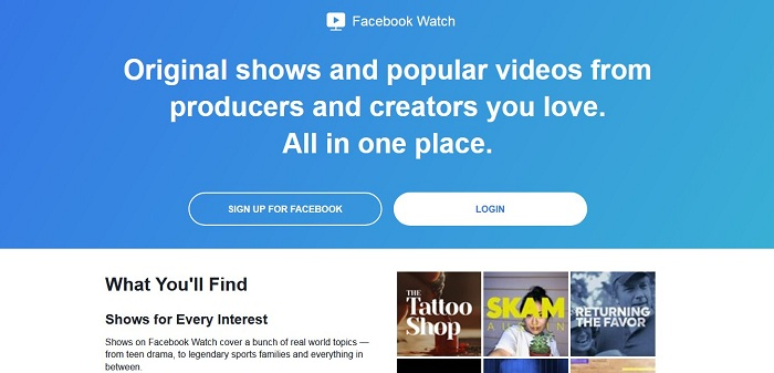 Aussie Media Firms Receive Facebook Watch with Mixed Feelings