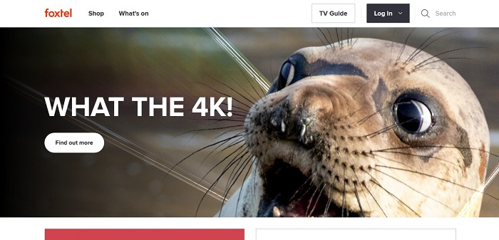 New 4K Channel Foxtel's Exclusive Advantage over OTT Giants