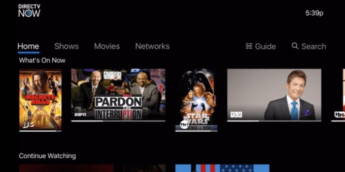 New AT&T Device to Help Get More Customers for DirecTV Now by 2019