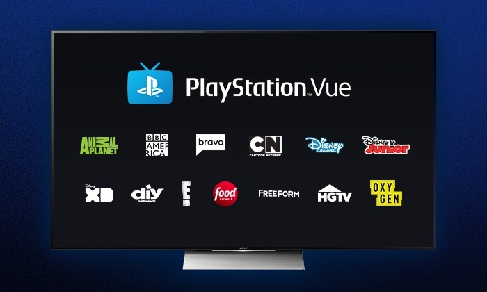 PlayStation Vue Users Can Now Easily Watch Content via Apple TV