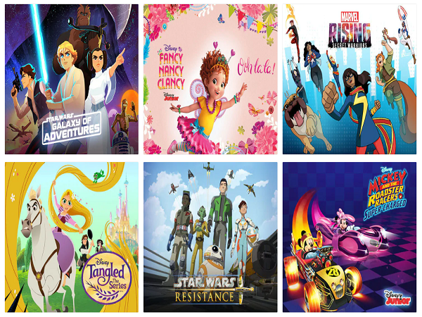 Disney+ Launches Today, a New Competition in the Market