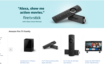 Amazon Unveils the Fire TV Blaster, an Improved Hands-Free TV Controller