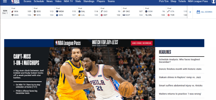 NBA Ratings Continue to Plummet: Is Cord Cutting to Blame?