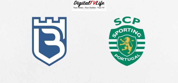Belenenses vs Sporting Lisbon