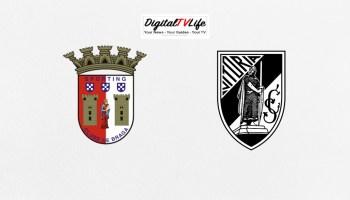 Sporting Braga vs Vitoria