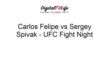 Carlos Felipe vs Sergey Spivak