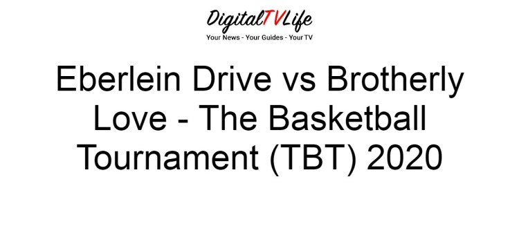 Eberlein Drive vs Brotherly Love