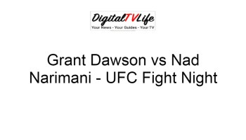 Grant Dawson vs Nad Narimani