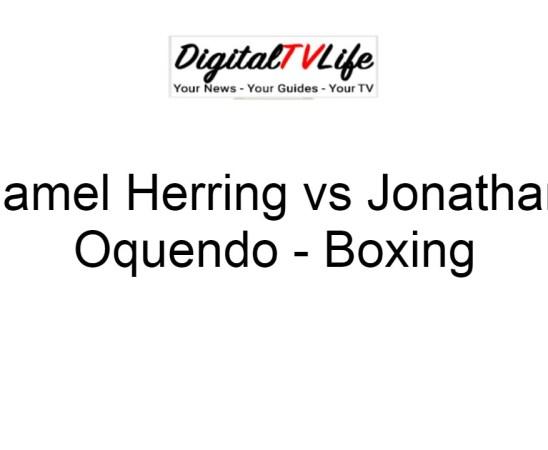 Jamel Herring vs Jonathan Oquendo