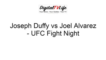 Joseph Duffy vs Joel Alvarez