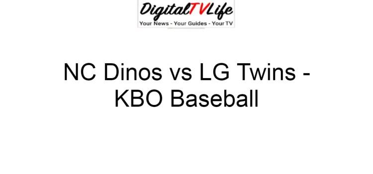 NC Dinos vs LG Twins
