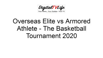 Overseas Elite vs Armored Athlete
