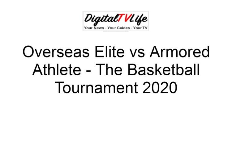 Overseas Elite vs Armored Athlete