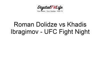 Roman Dolidze vs Khadis Ibragimov