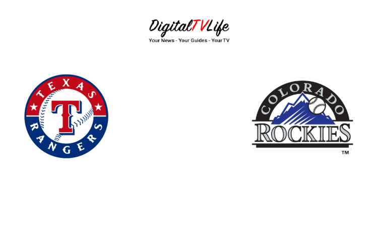 Texas Rangers vs Colorado Rockies
