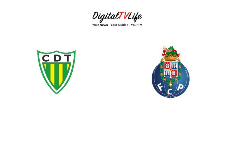 Tondela vs Porto