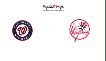 Washington Nationals vs New York Yankees