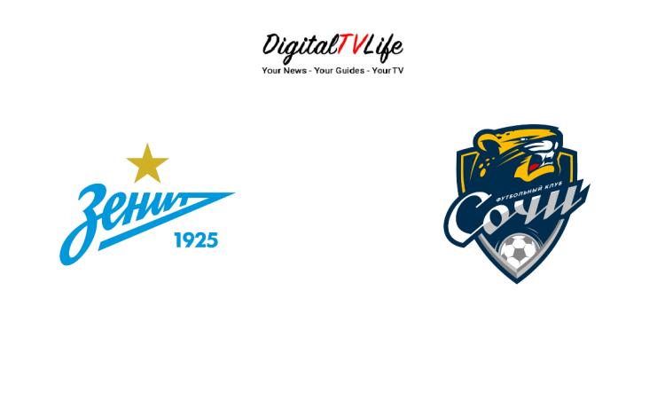 Zenit vs Sochi